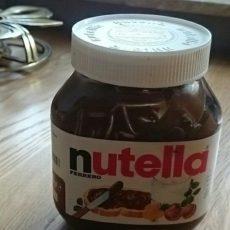Maxiglas Nutella