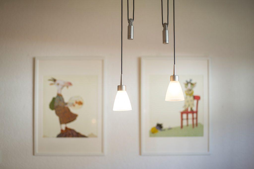 Küchenlampe Ferienhaus-Faltmann