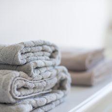 Handtücher im Ferienhaus: wichtiges Detail