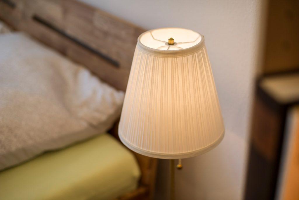 Nachttischlampe Astrid Ferienhaus-Faltmann
