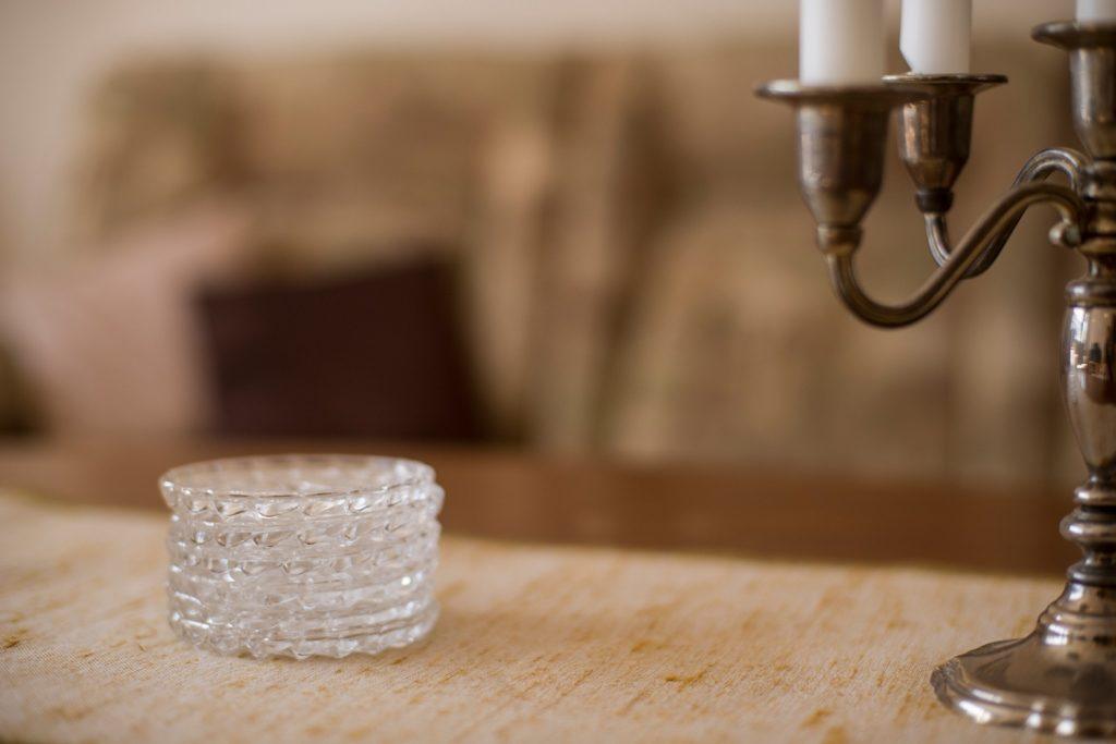 Glasuntersetzer Ferienhaus-Faltmann