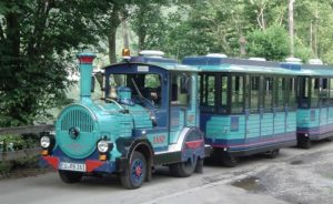 """Die Touristenbahn """"Mäxchen"""""""