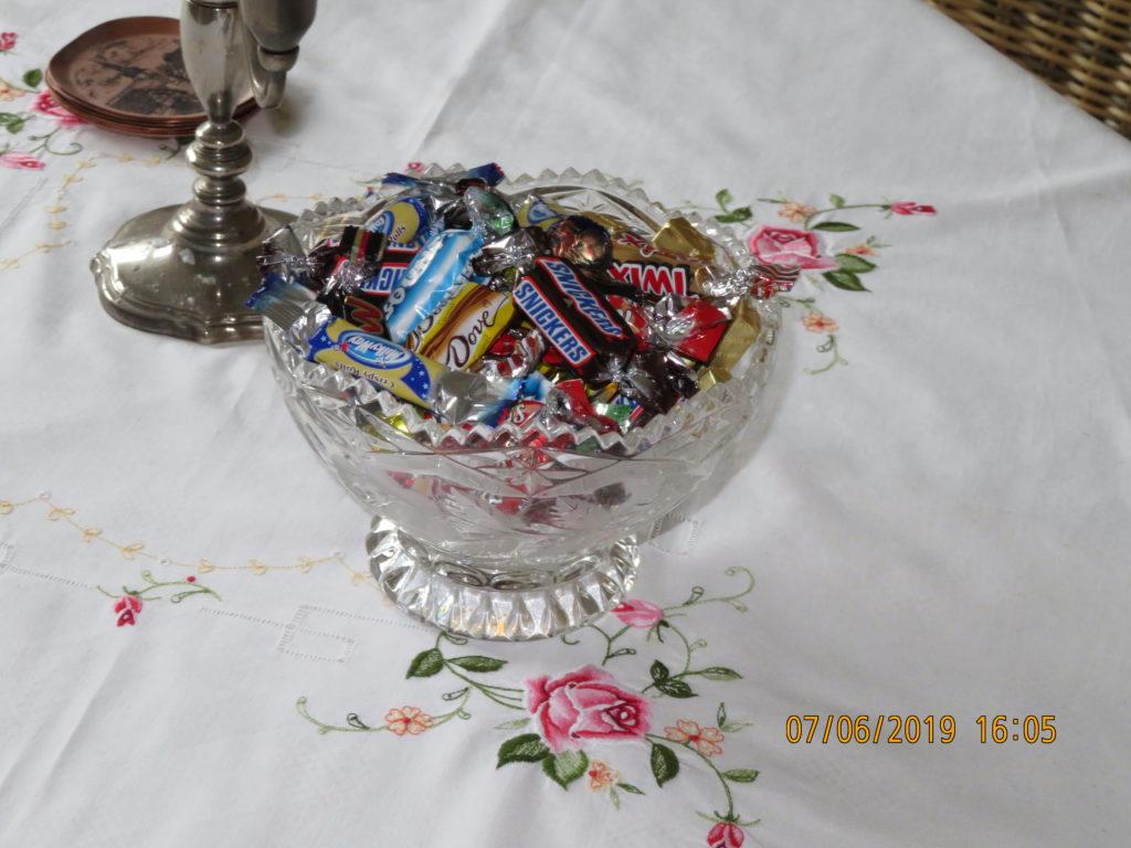 Schokis machen Gäste glücklich