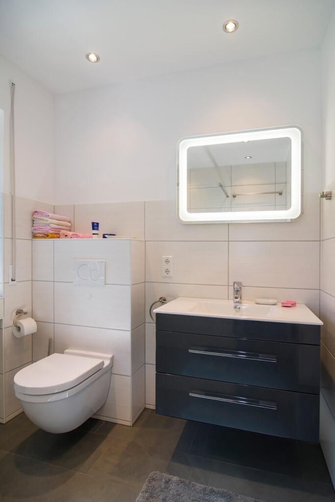 Badezimmer Parterre