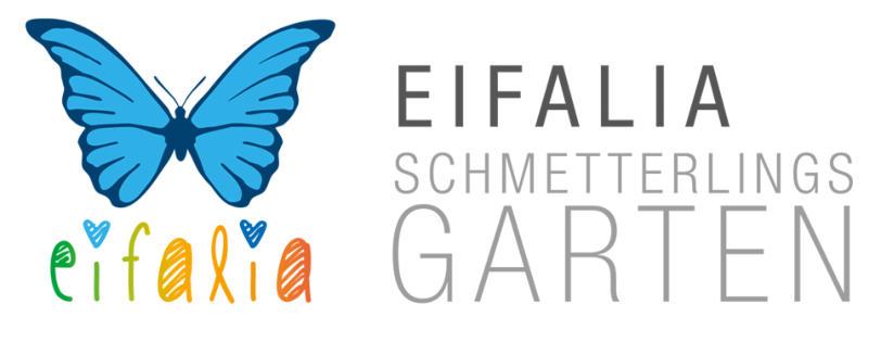 Logo Eifalia Schmetterlingsgarten