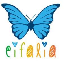 Schmetterling von Eifalia